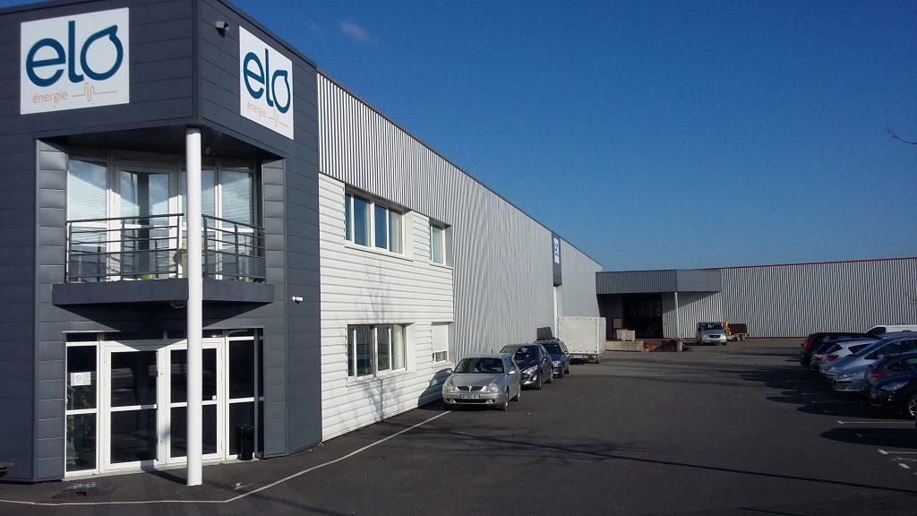 Siège ELO Energie Nantes