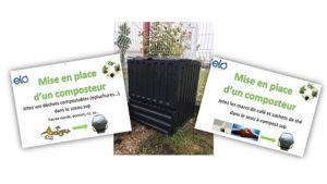 Mise en place d'un compost