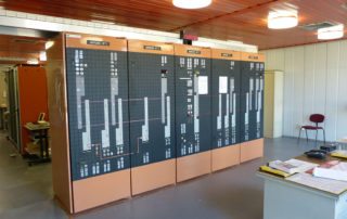 Salle de contrôle Daphné basse tension BT