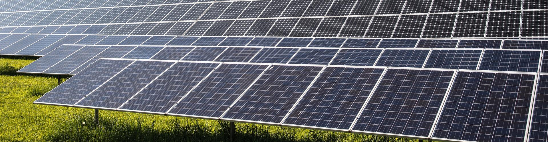 Parc photovoltaïque HT