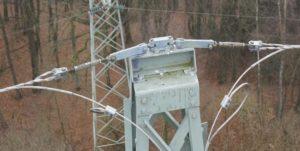 expertise pylône ligne aérienne par drone