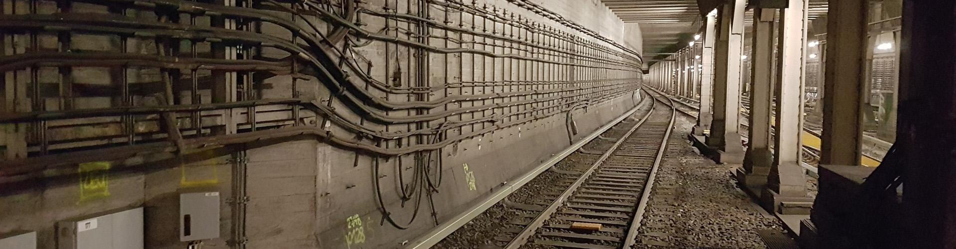 Liaison souterraine HT