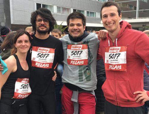 Elo Energie au Marathon de Nantes 2019