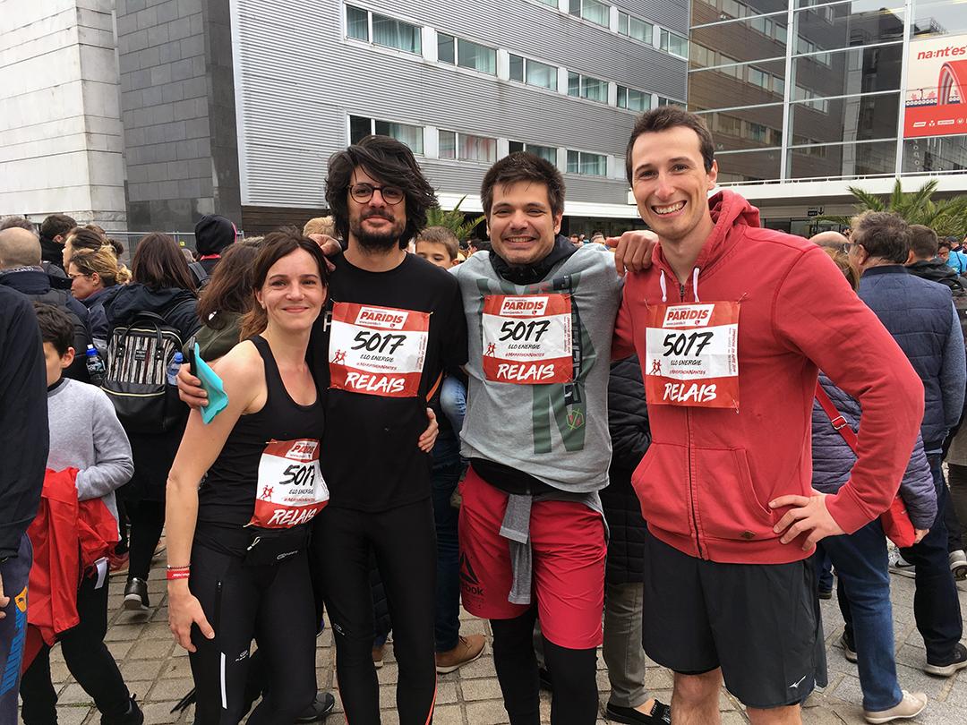 Marathon de Nantes 2019