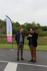Fête des voisins au travail 2019 ELO energie et CCEG Nantes