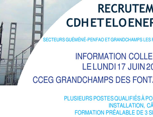 Pole Emploi : information collective à la CCEG